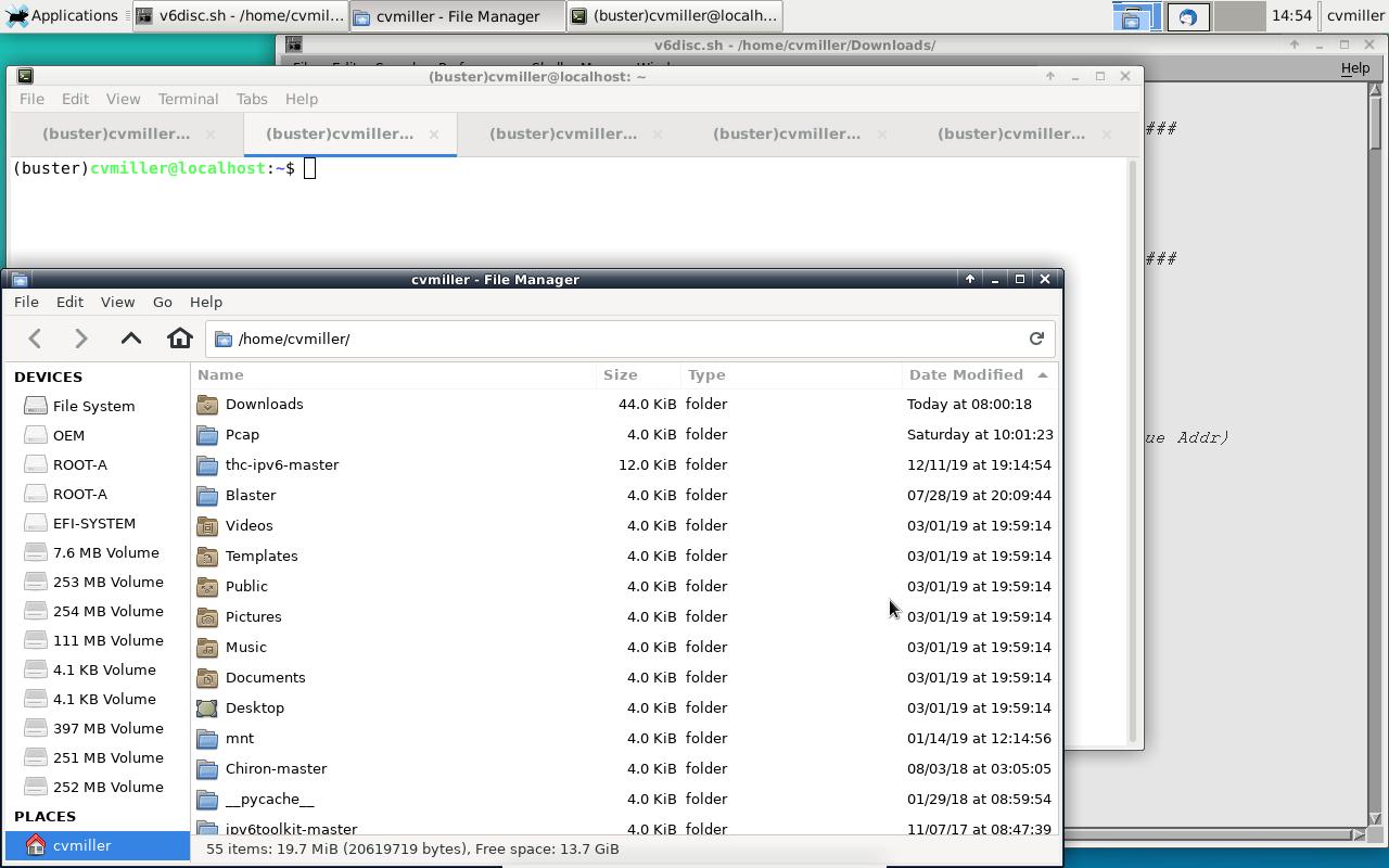 X11 Desktop
